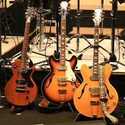 ジョンレノンのギター風