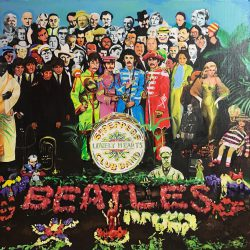 Sgt. Pepper's Lonely Hearts Club Band (Painting)